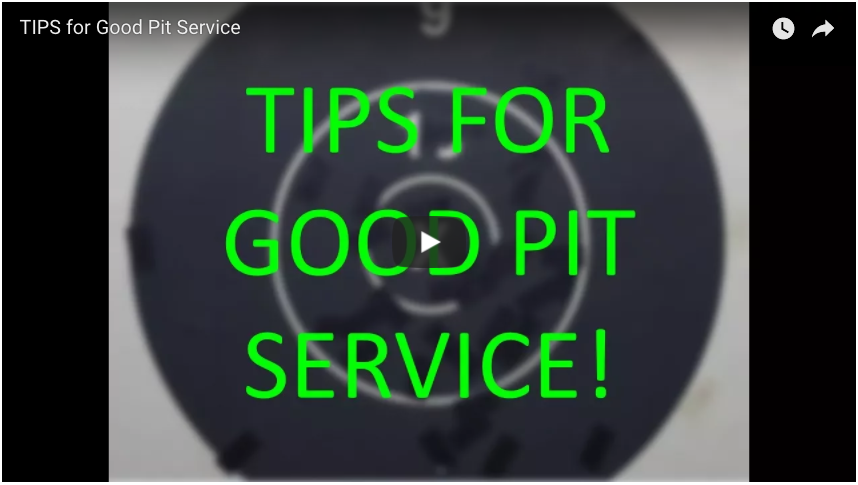 TIPS for Good Pit Service - Life Of A Shooter's Wife